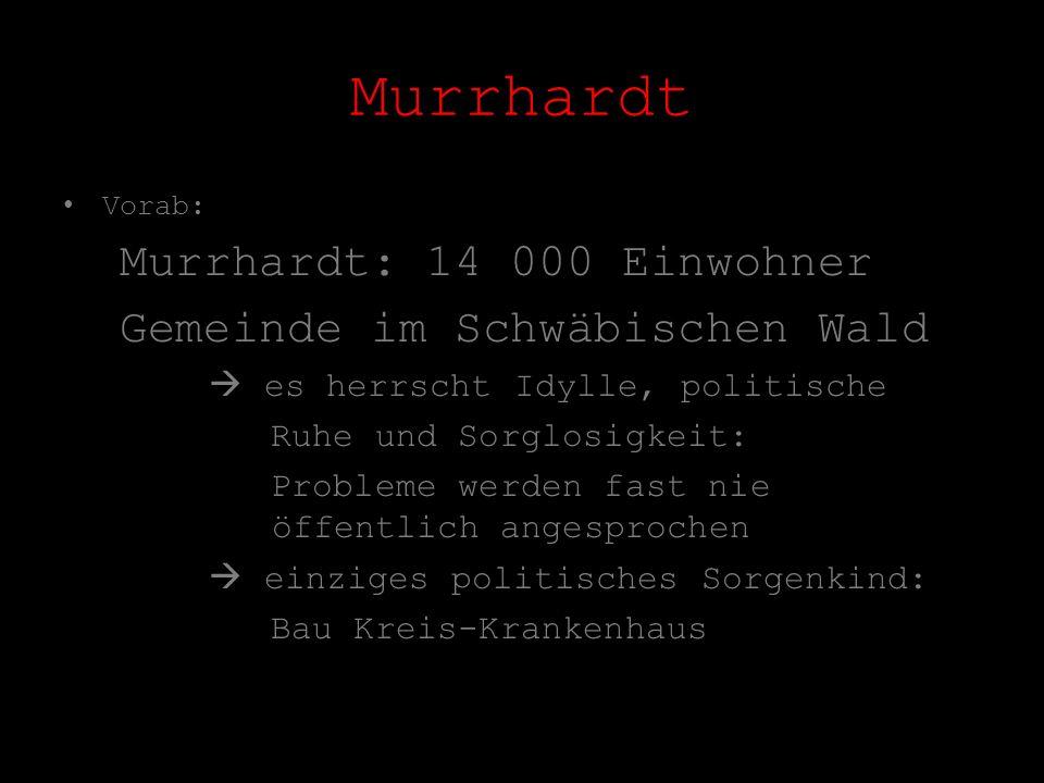 Murrhardt Murrhardt: 14 000 Einwohner Gemeinde im Schwäbischen Wald