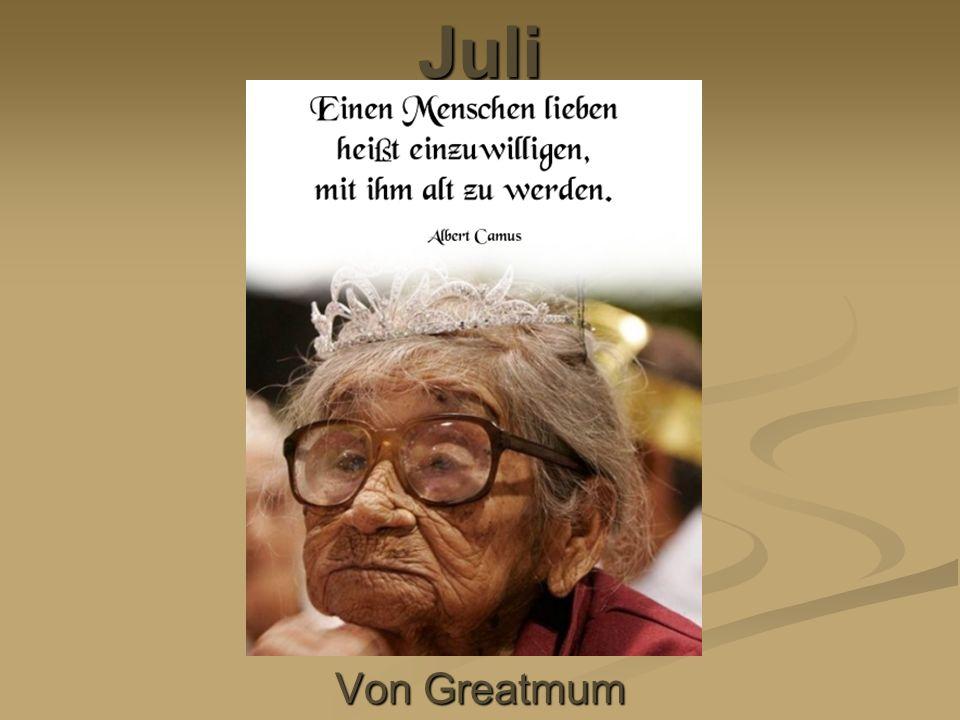 Juli Von Greatmum