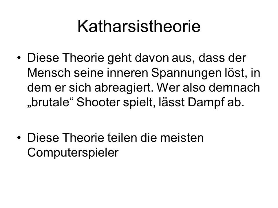 Katharsistheorie