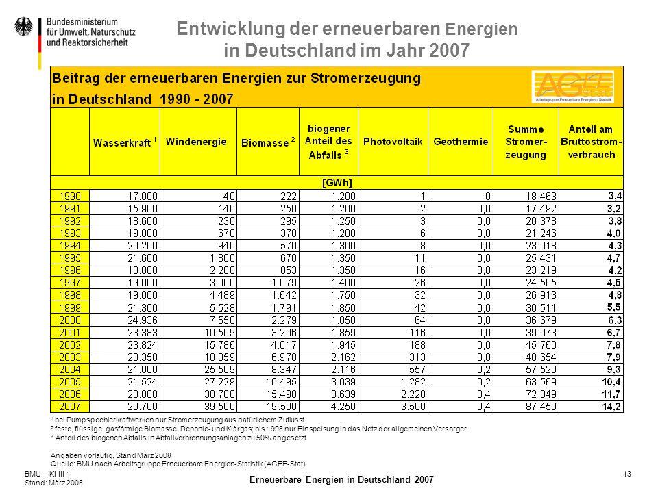 1 bei Pumpspechierkraftwerken nur Stromerzeugung aus natürlichem Zuflusst