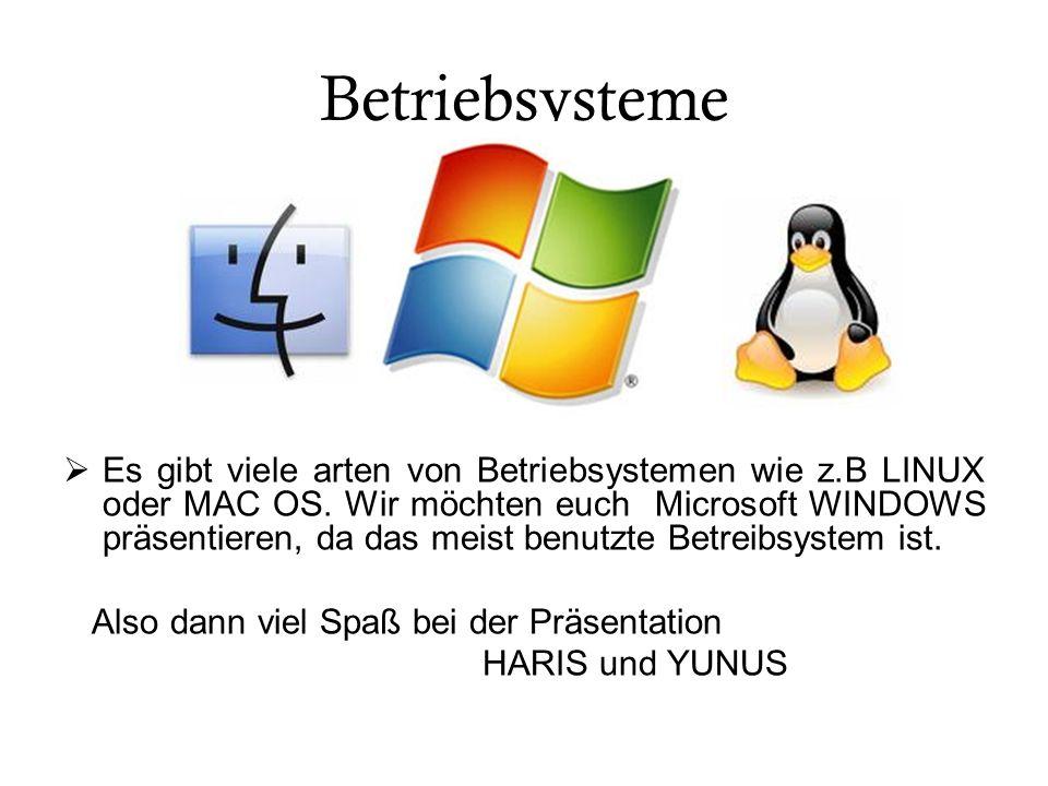 Betriebsysteme