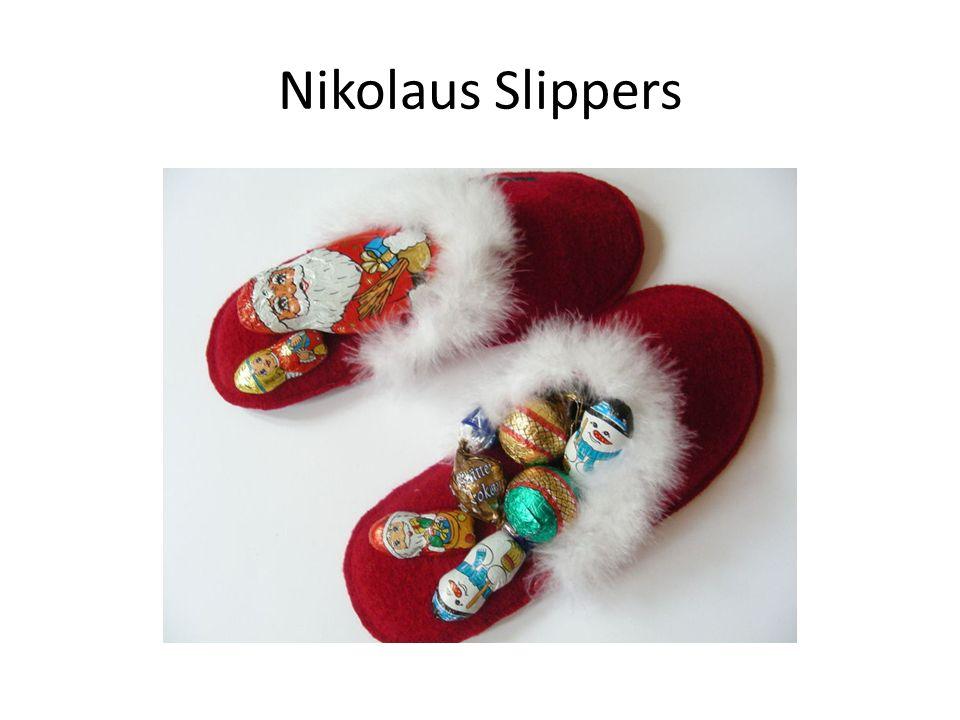Nikolaus Slippers