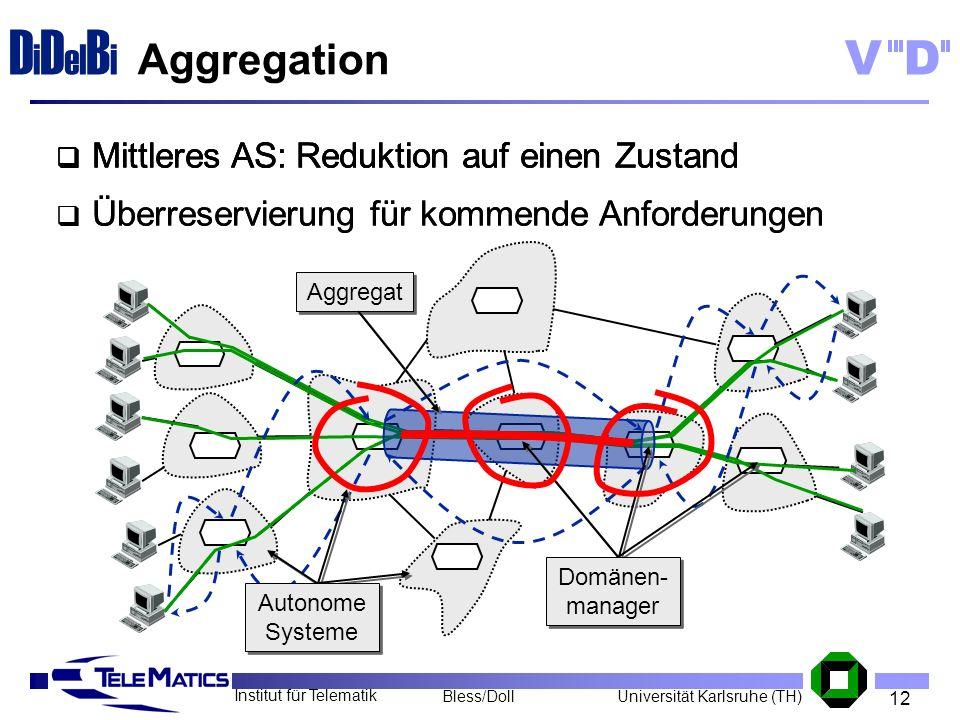 Aggregation Mittleres AS: Reduktion auf einen Zustand