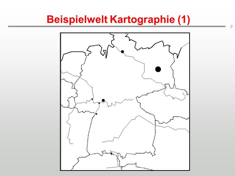 Beispielwelt Kartographie (1)