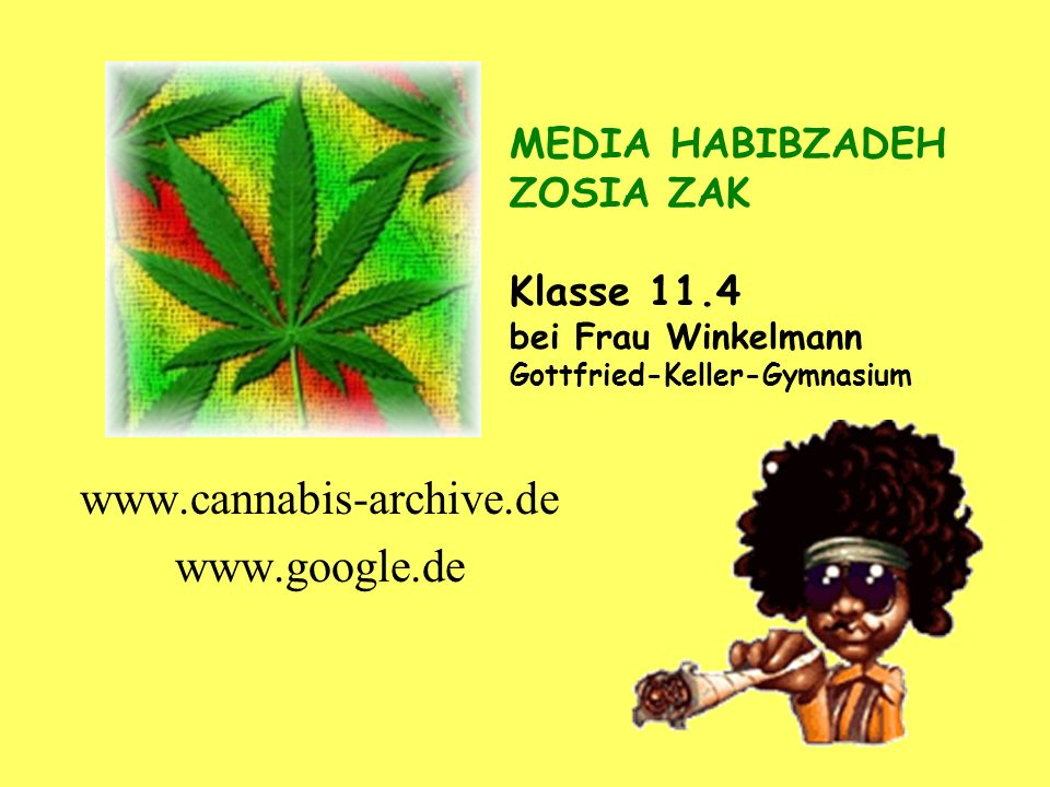 www.cannabis-archive.de www.google.de