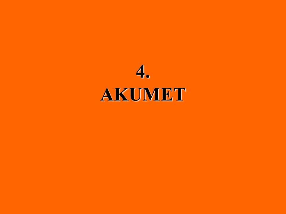 4. AKUMET