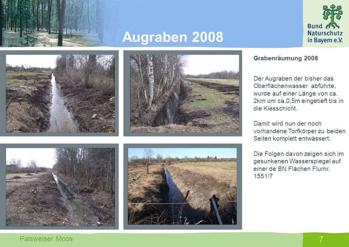 Augraben 2008 Grabenräumung 2008
