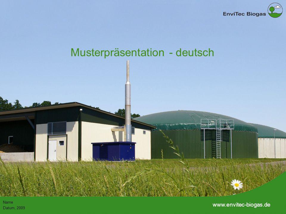 Musterpräsentation - deutsch