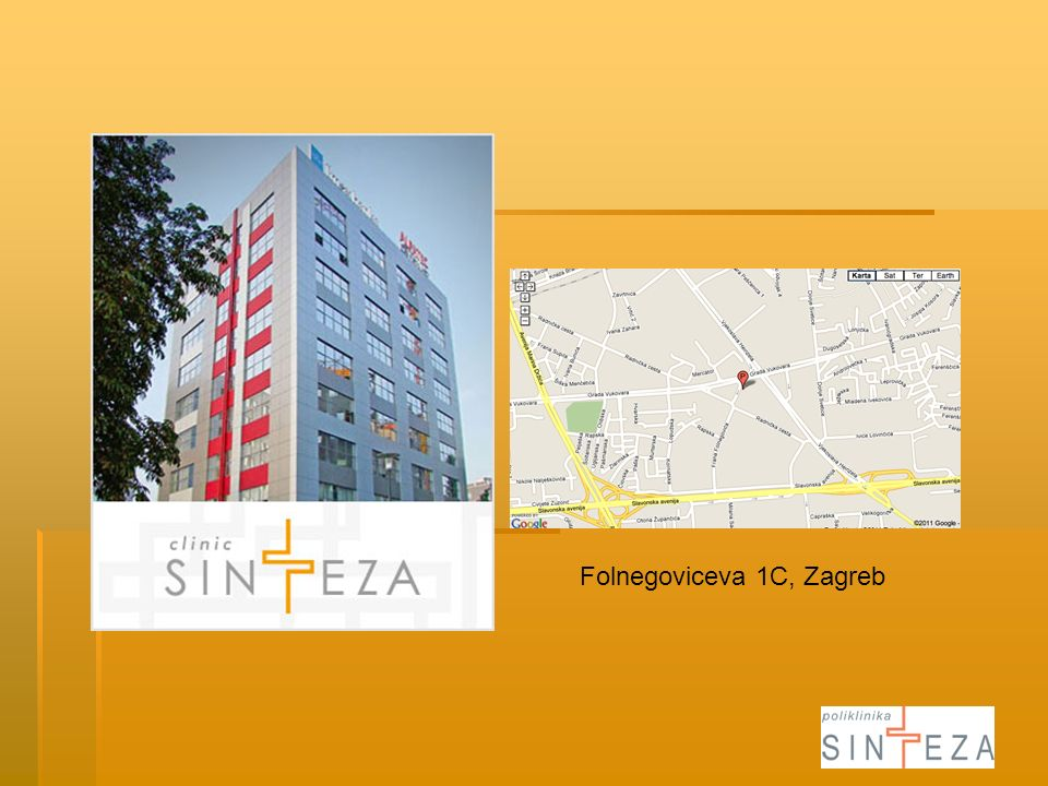 Folnegoviceva 1C, Zagreb