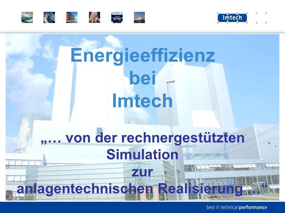 Energieeffizienz bei Imtech