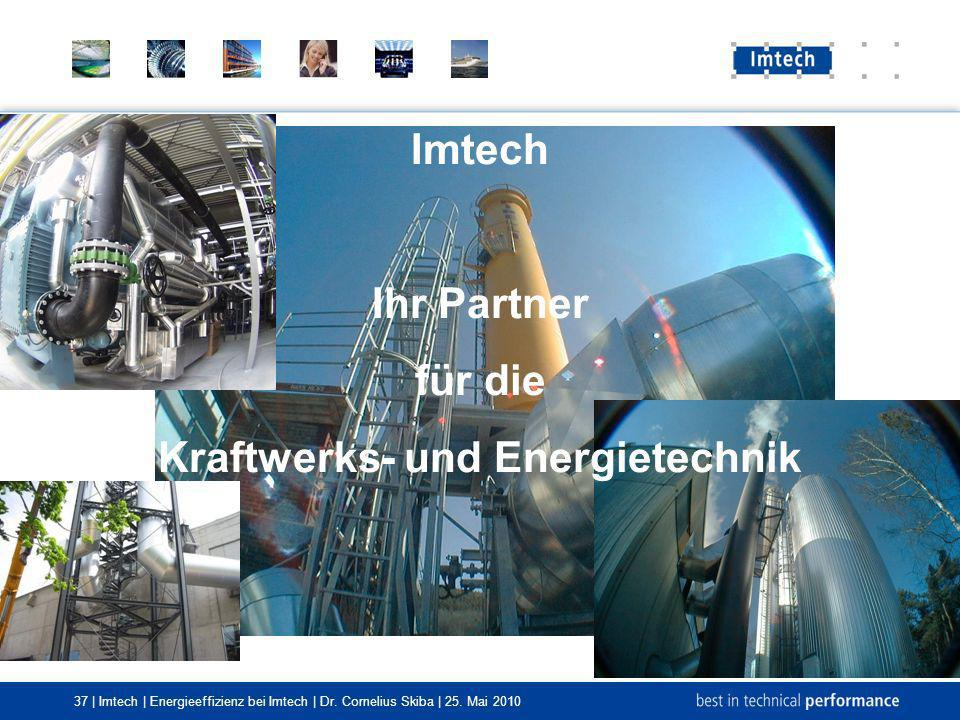 Kraftwerks- und Energietechnik