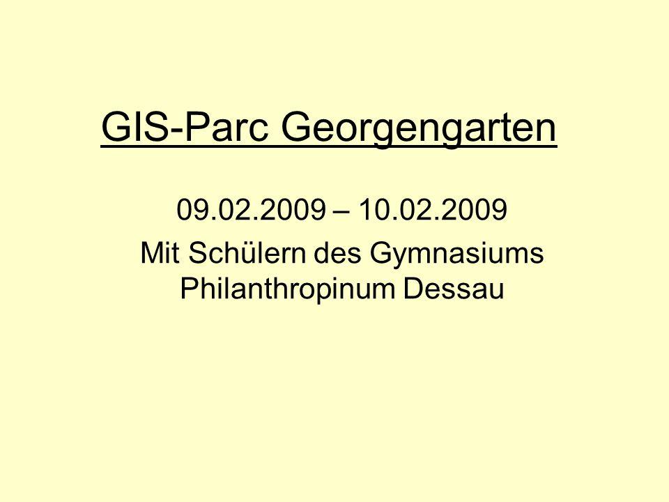 GIS-Parc Georgengarten
