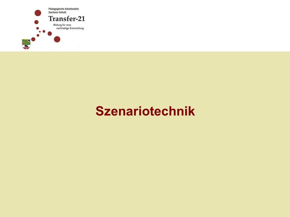Szenariotechnik