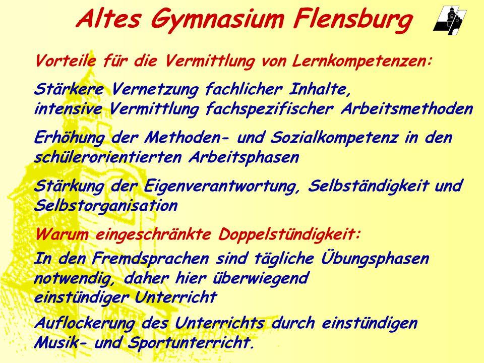 Altes Gymnasium Flensburg