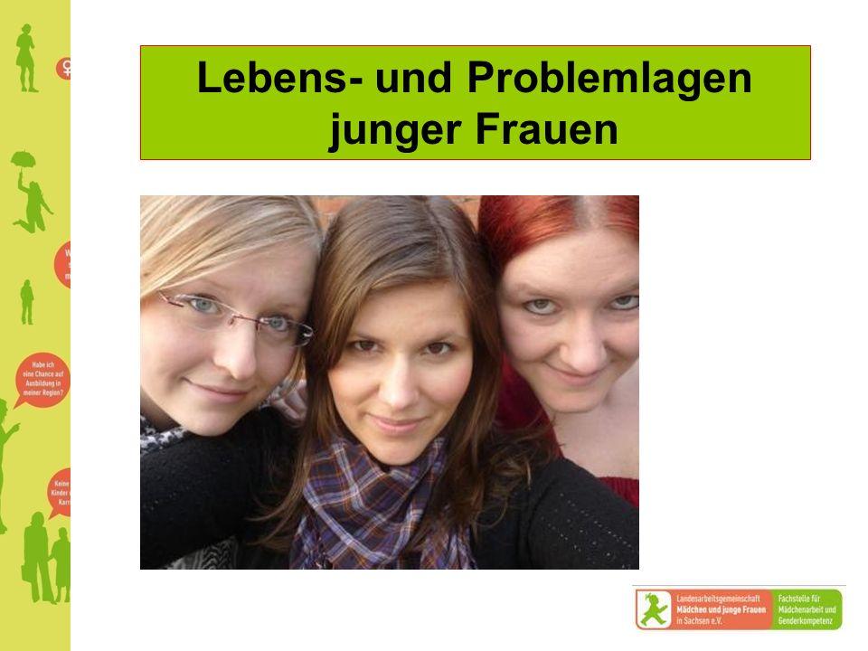 Lebens- und Problemlagen junger Frauen