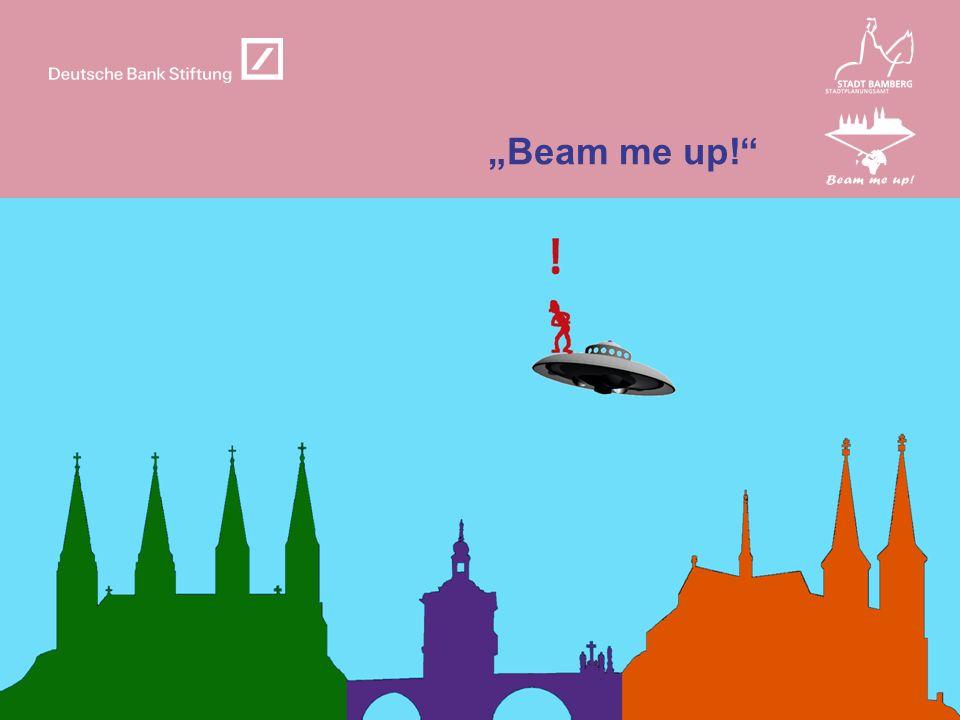 """""""Beam me up!"""