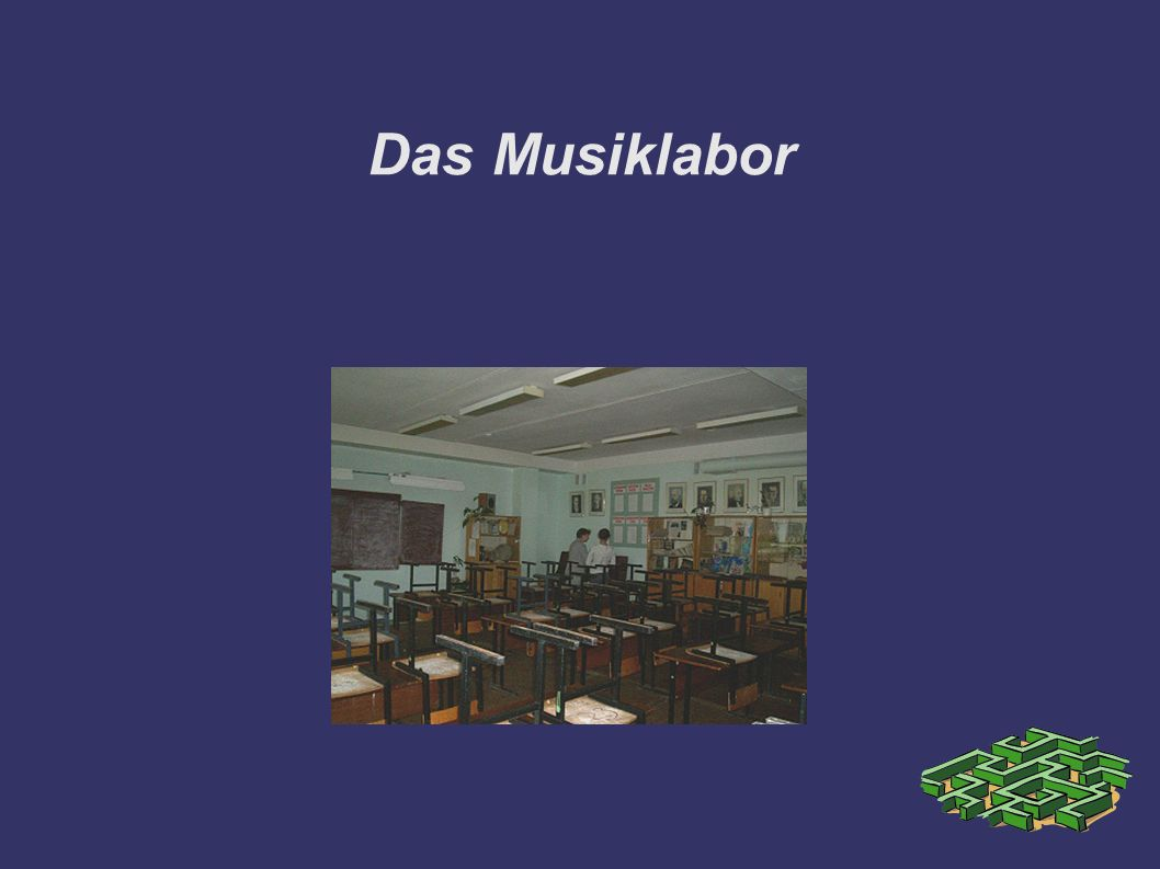 Das Musiklabor