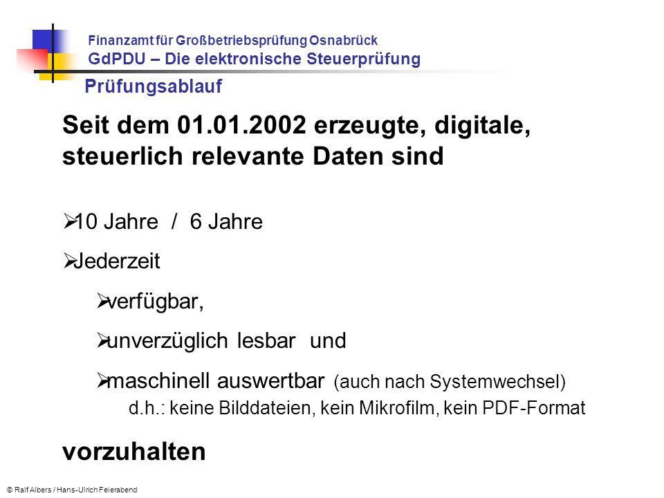 Finanzamt für Großbetriebsprüfung Osnabrück