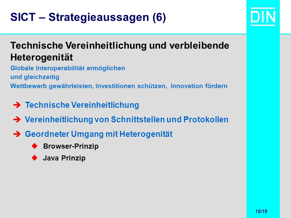 SICT – Strategieaussagen (6)
