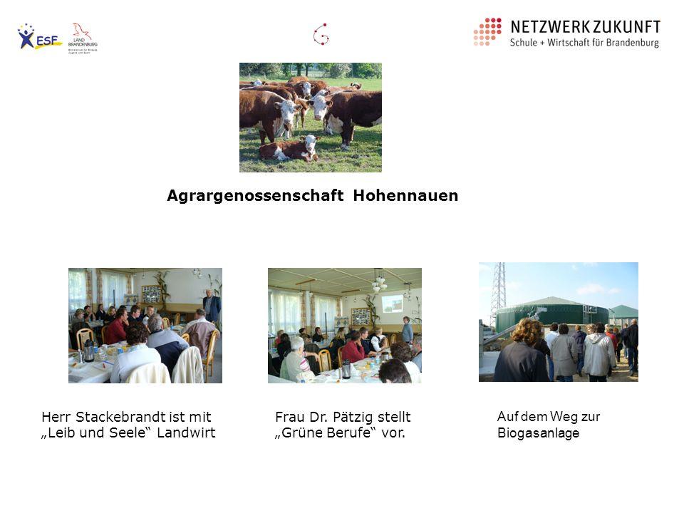 Agrargenossenschaft Hohennauen