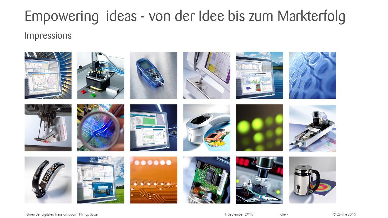 Empowering ideas - von der Idee bis zum Markterfolg