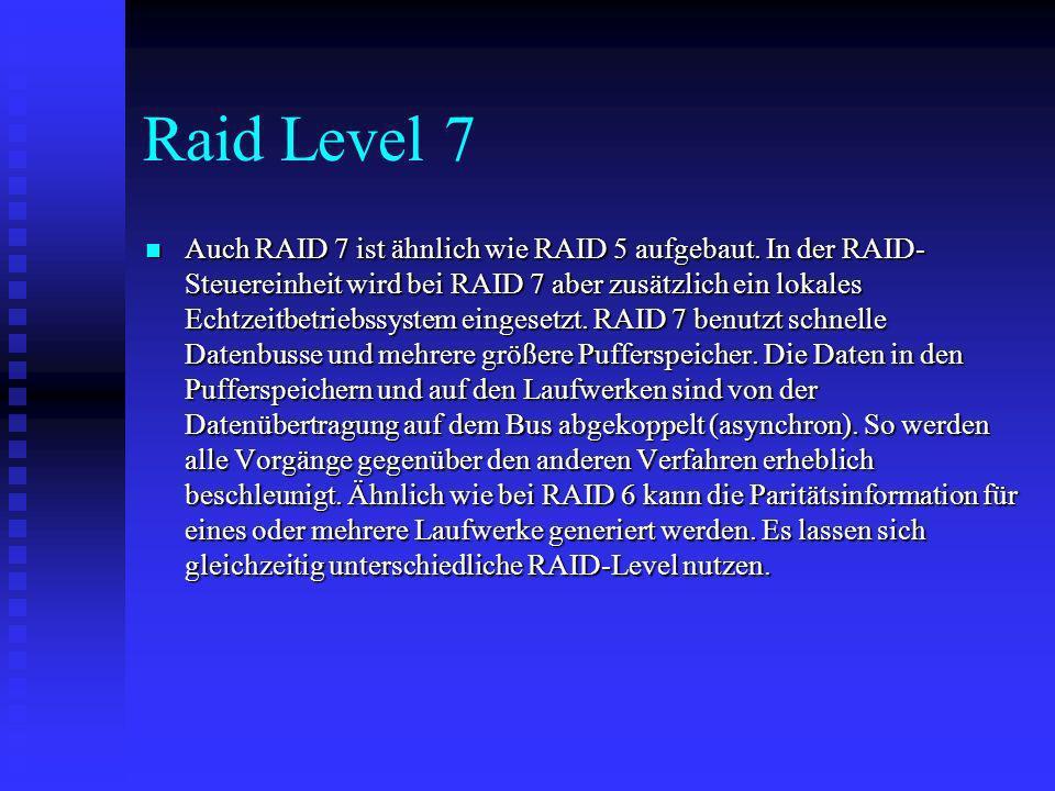 Raid Level 7