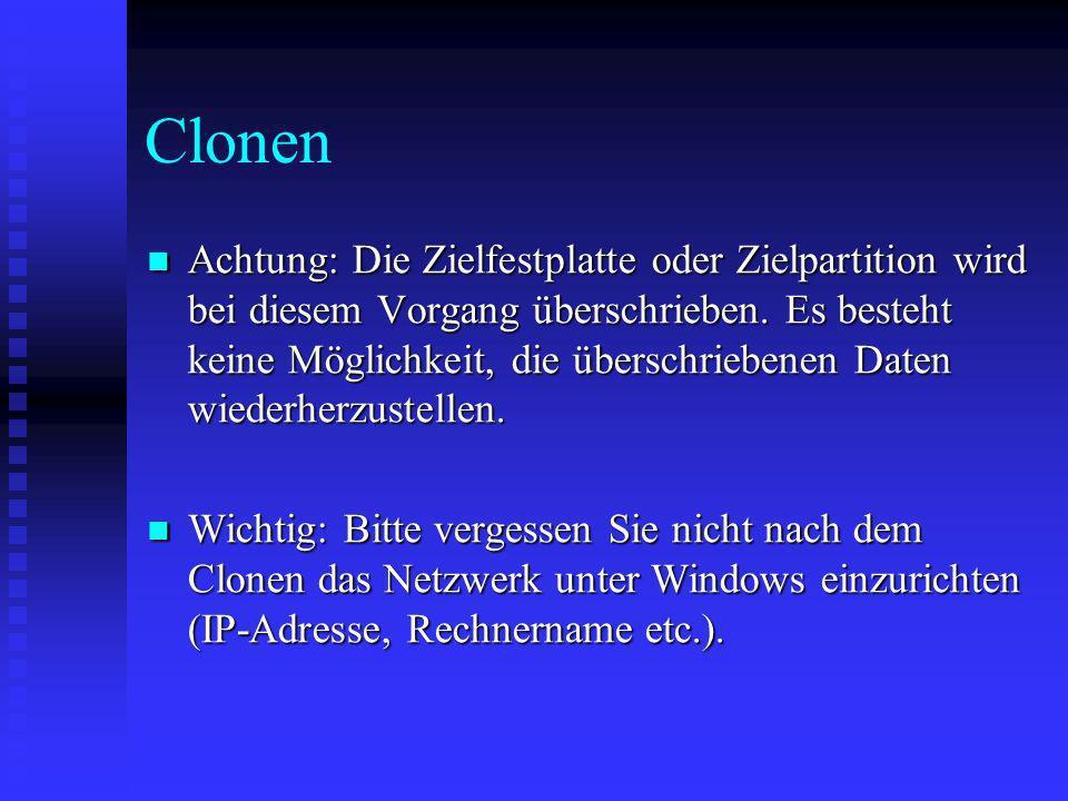 Clonen