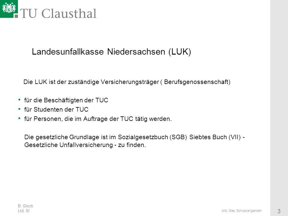 Landesunfallkasse Niedersachsen (LUK)
