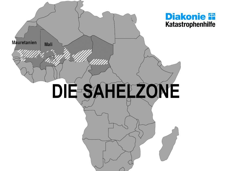 Mauretanien Mali DIE SAHELZONE