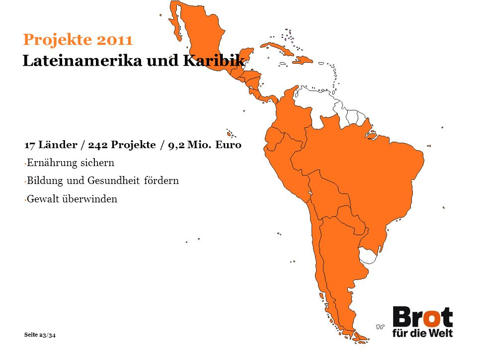Lateinamerika und Karibik