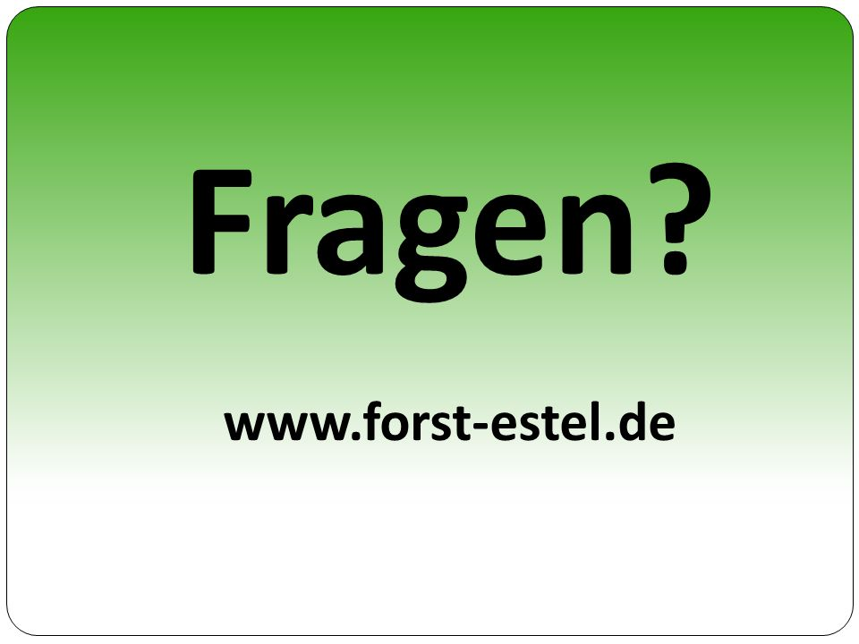 Fragen www.forst-estel.de