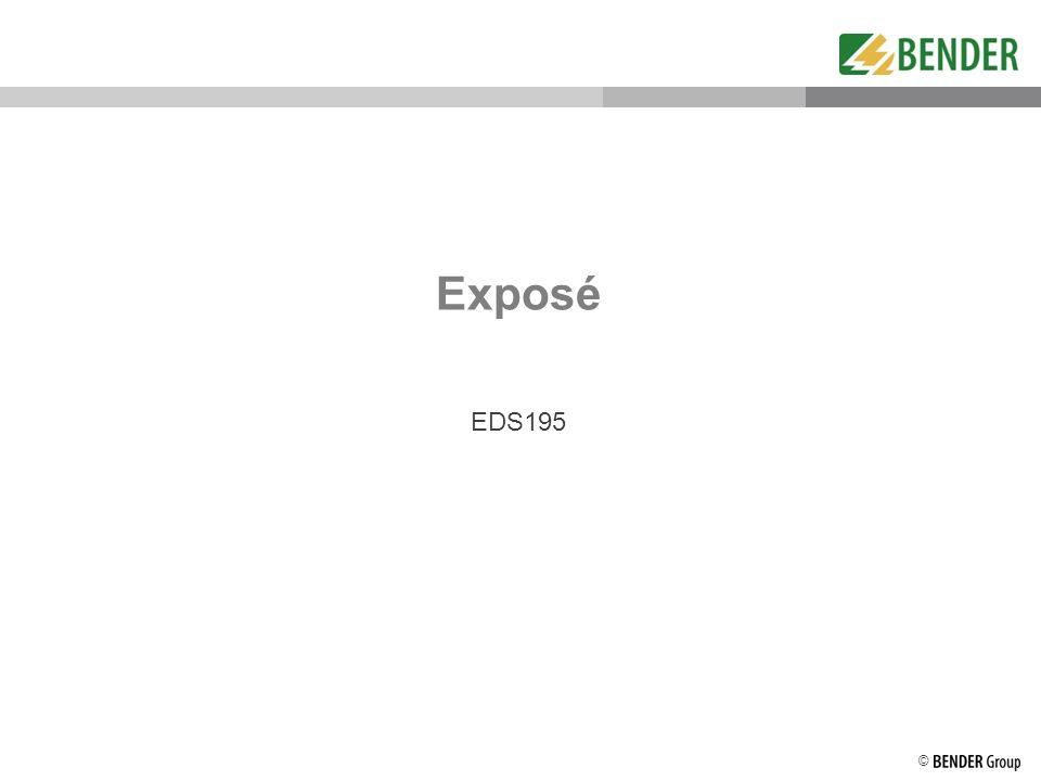 Exposé EDS195