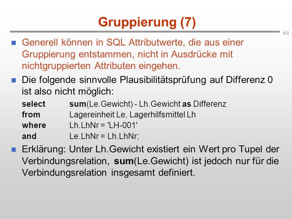 Gruppierung (7)