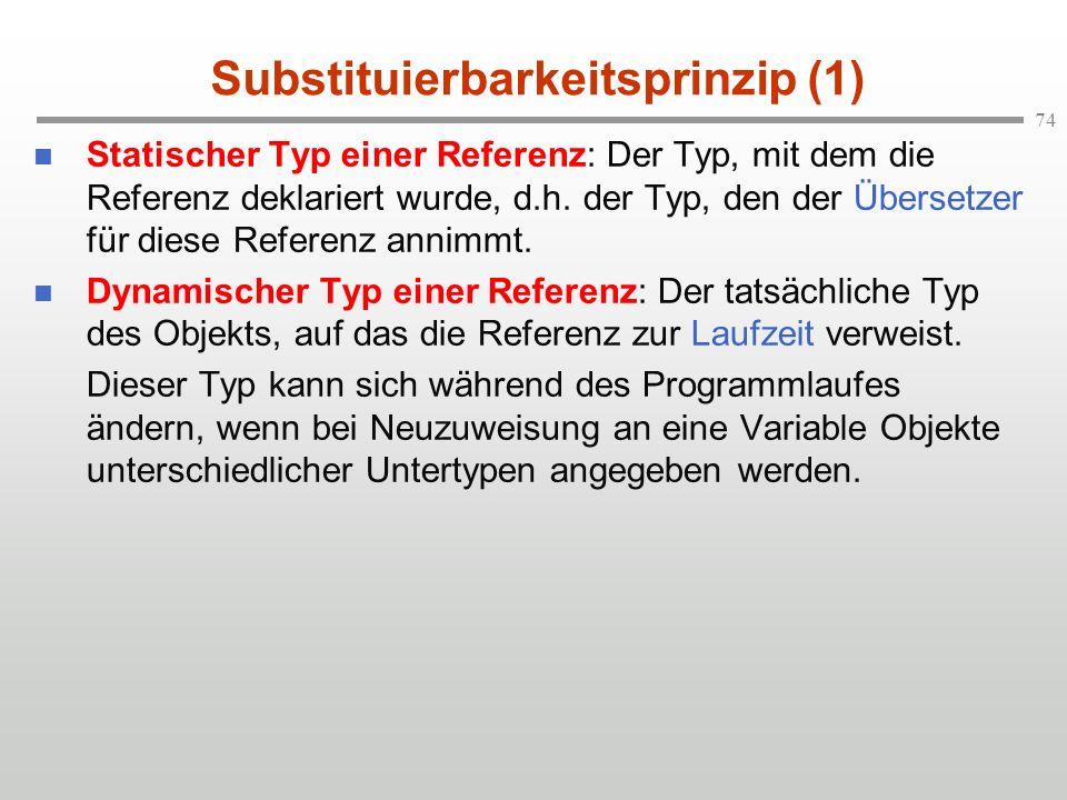 Substituierbarkeitsprinzip (1)
