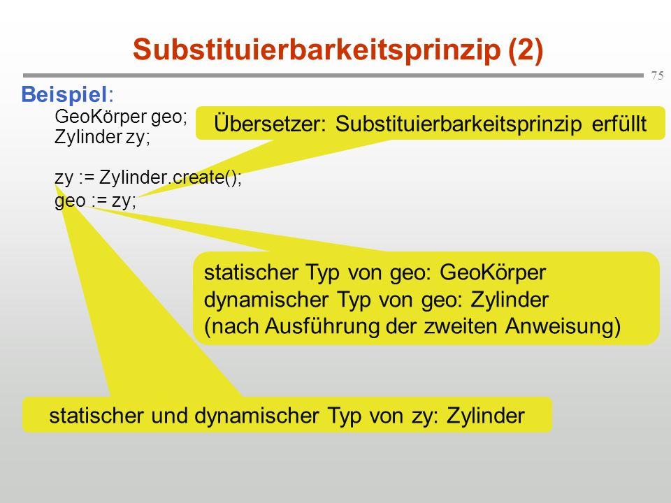 Substituierbarkeitsprinzip (2)
