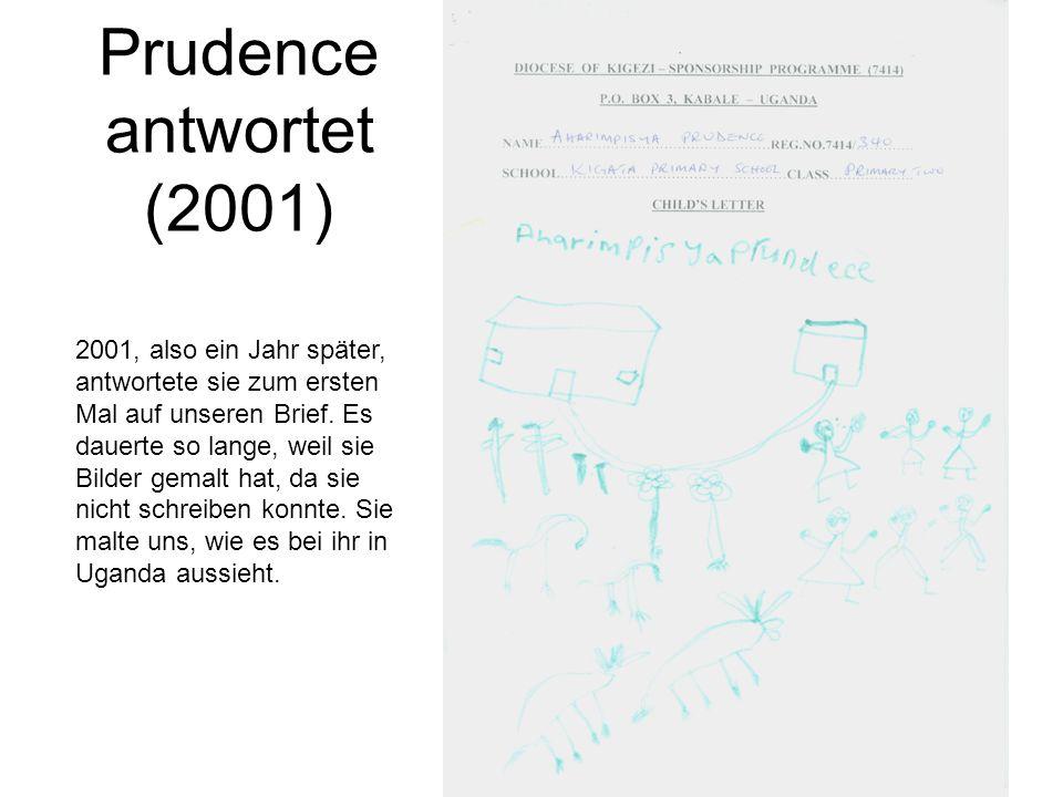 Prudence antwortet (2001)