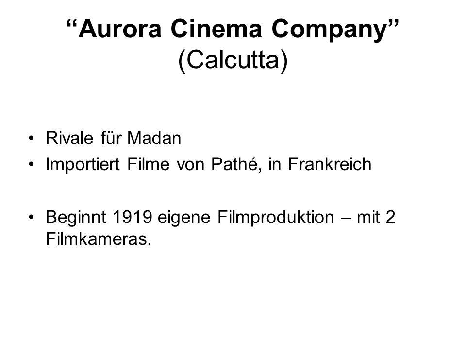 Aurora Cinema Company (Calcutta)