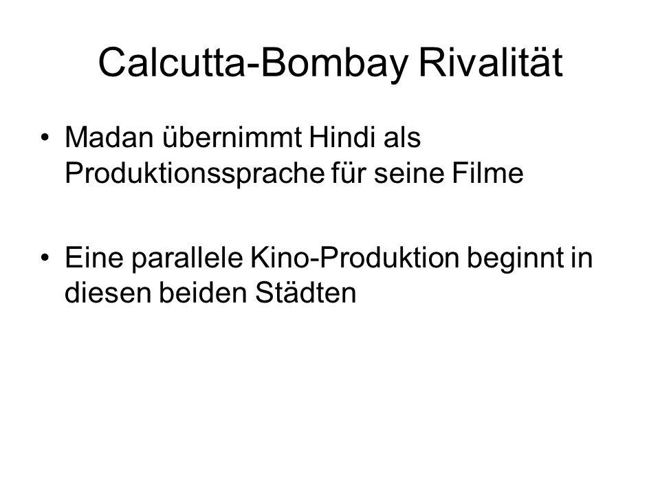 Calcutta-Bombay Rivalität