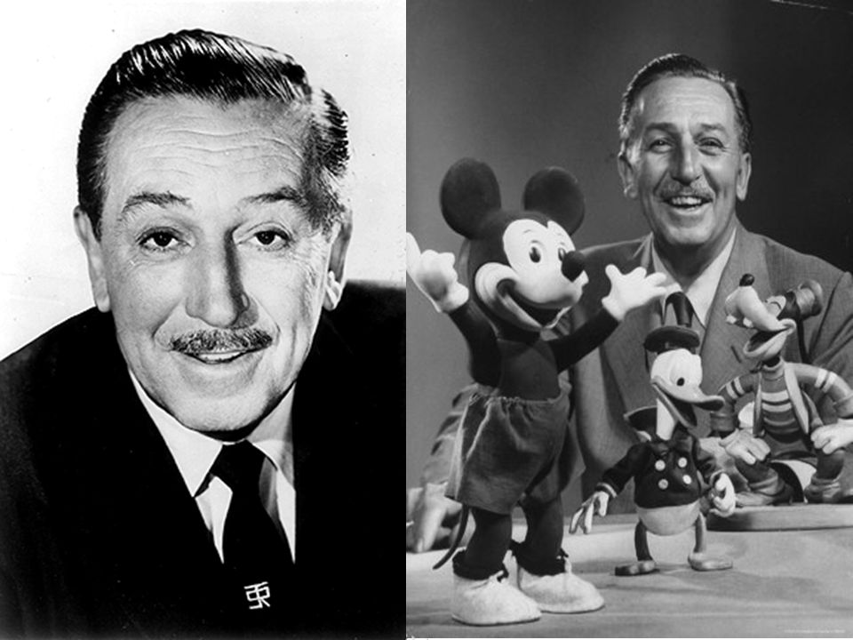 "Walter Elias Disney ""Märchenonkel der Nation"