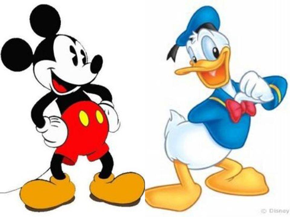 Entwicklung von Disney