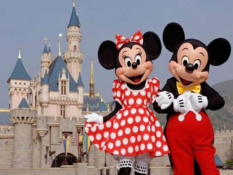 Disneyland Am 17. Juli 1955 eröffnete Walt Disney seinen ersten Vergnügungspark Disneylang in Los Angeles.