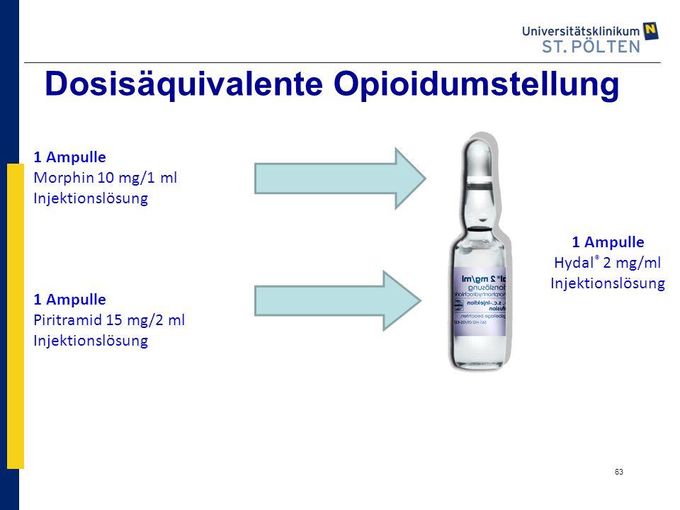 1 Ampulle Hydal® 2 mg/ml Injektionslösung