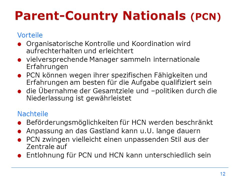 Parent-Country Nationals (PCN)