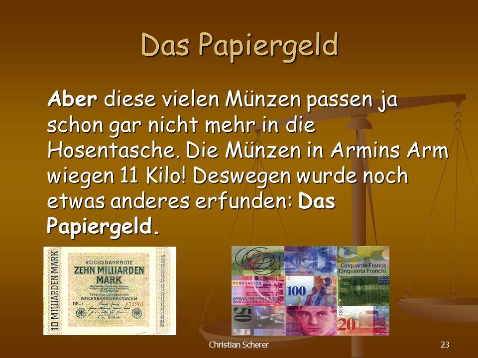 Das Papiergeld