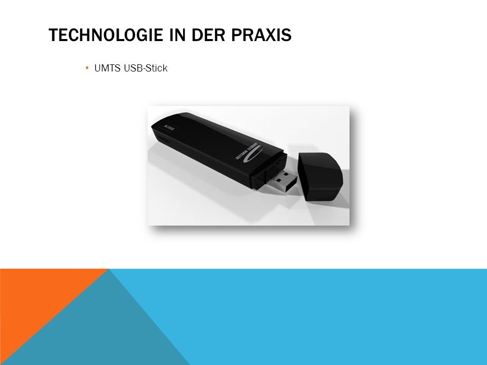 Technologie in der praxis