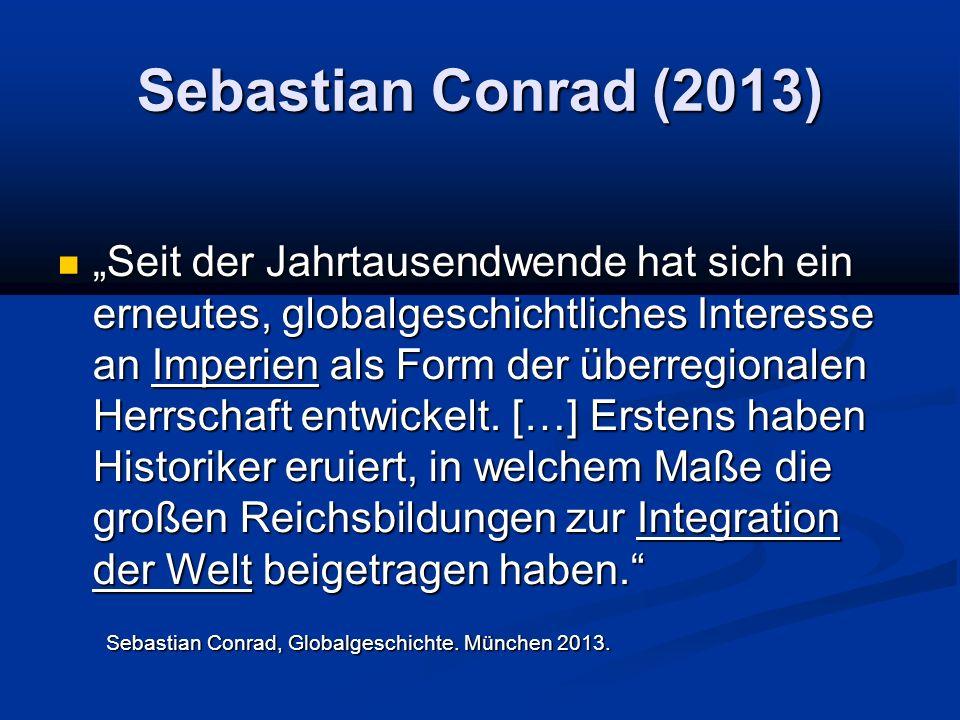 Sebastian Conrad (2013)