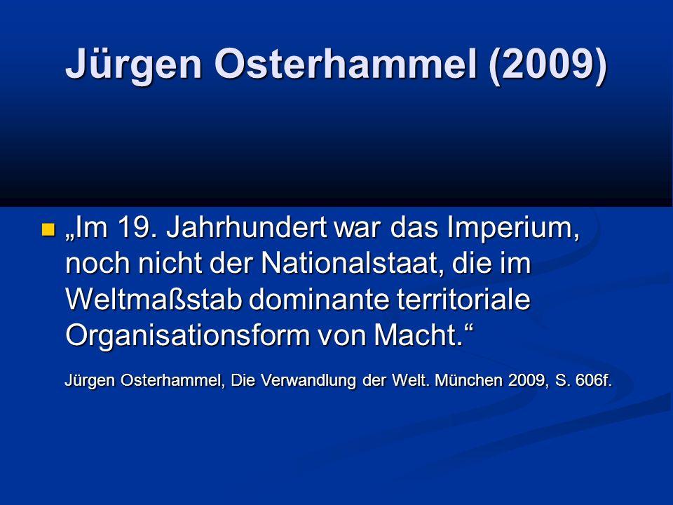 Jürgen Osterhammel (2009)