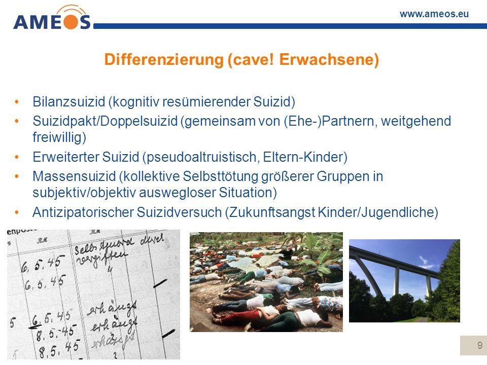 Differenzierung (cave! Erwachsene)