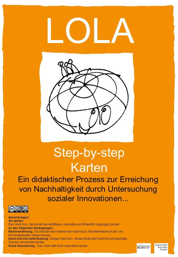 LOLA Step-by-step Karten