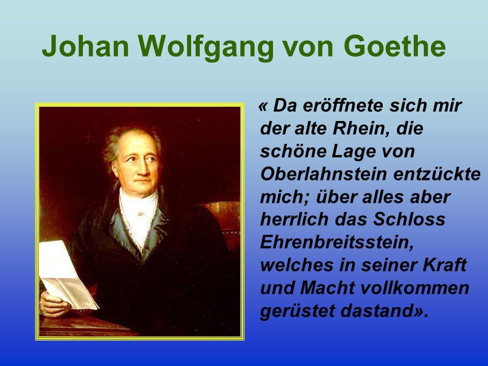 Johan Wolfgang von Goethe